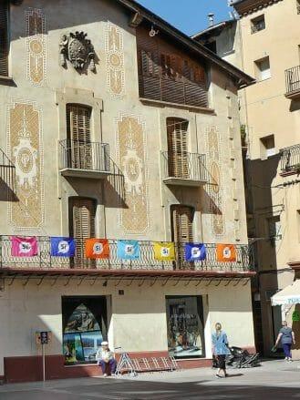 La Seu d'Urgell Altstadt