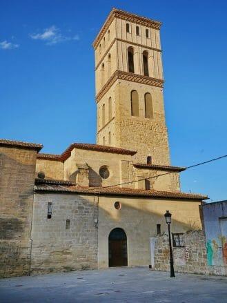San Bartolomé Kirche in Logroño