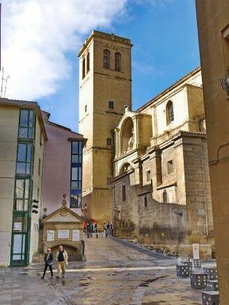 Santiago-Kirche in Logroño