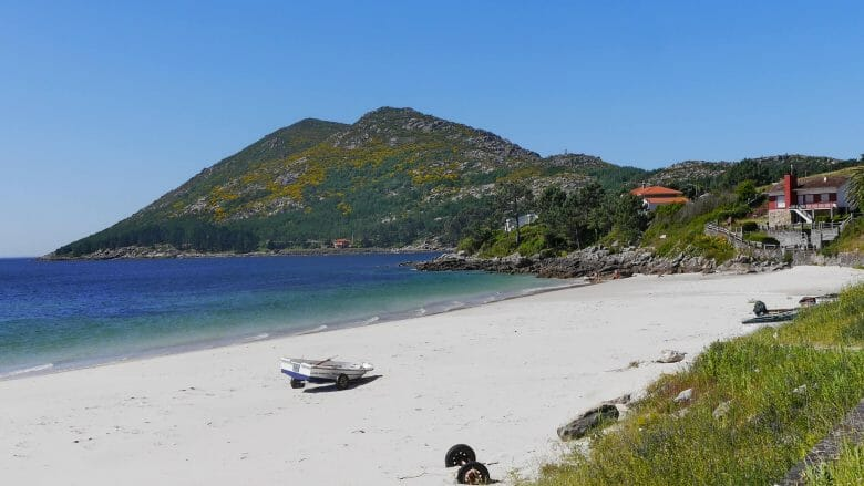 Strand bei Muros