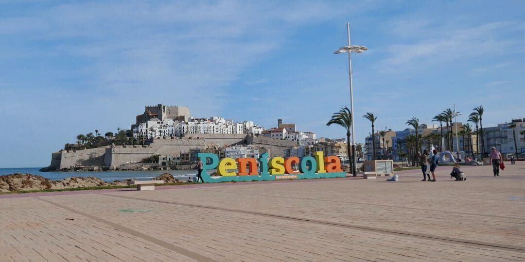 Peníscola (Peñíscola) an der Costa del Azahar
