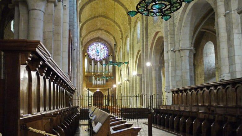 Klosterkirche von Poblet