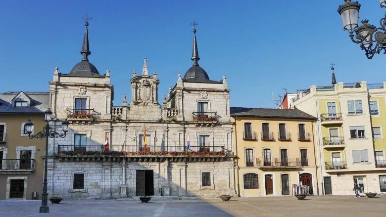 Rathaus von Ponferrada