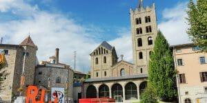 Stadt Ripoll (Girona)