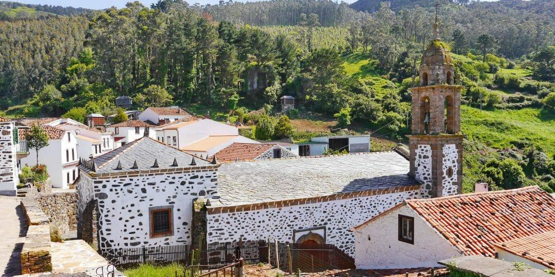 San Andrés de Teixido (Galicien)