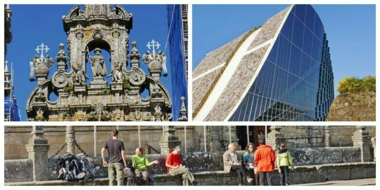 Santiago de Compostela Bilder