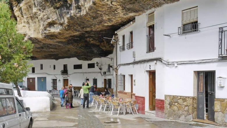 Calle Cuevas del Sol