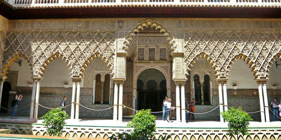 Sevilla Altstadt Bilder