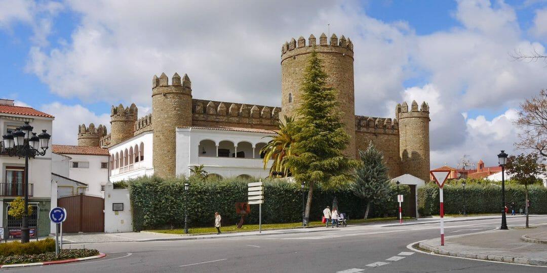 Palast von Zafra