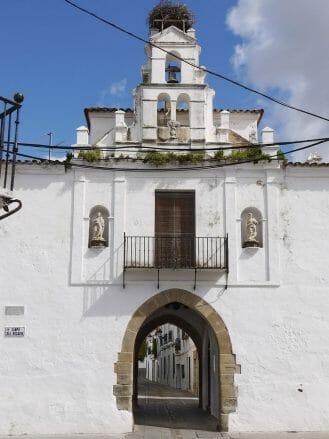 Puerta de Badajoz
