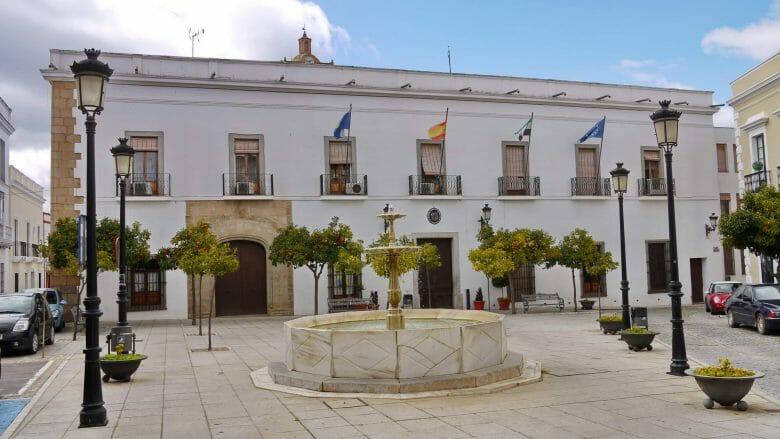 Rathaus von Zafra