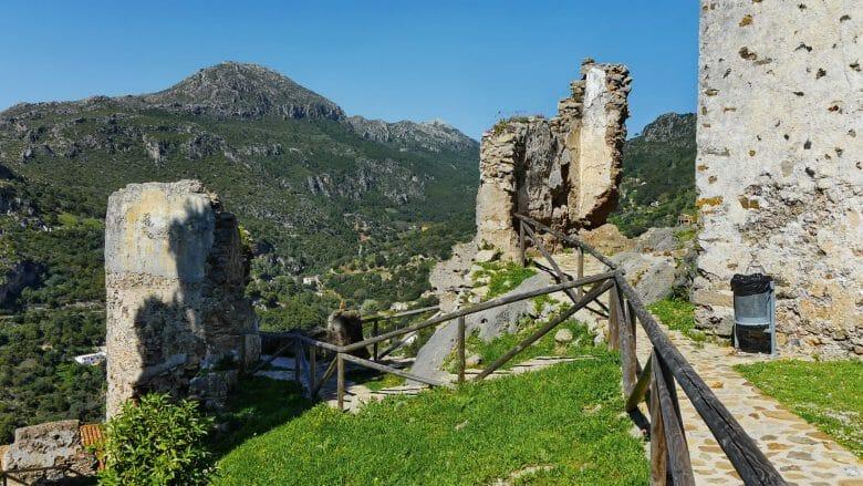 Maurische Burg von Casares