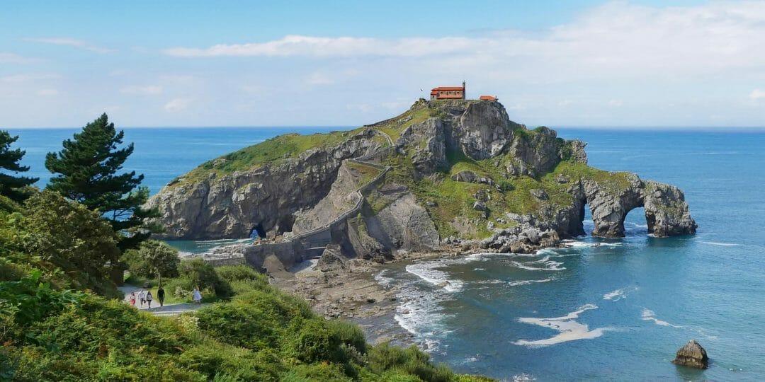 Gaztelugatxe (Baskische Küste)