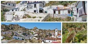 Granada Bilder Provinz