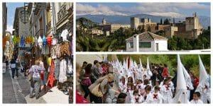 Granada Bilder