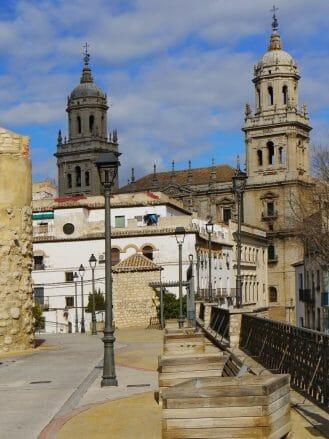 Altstadt von Jaén