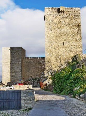 Burg von Jaén
