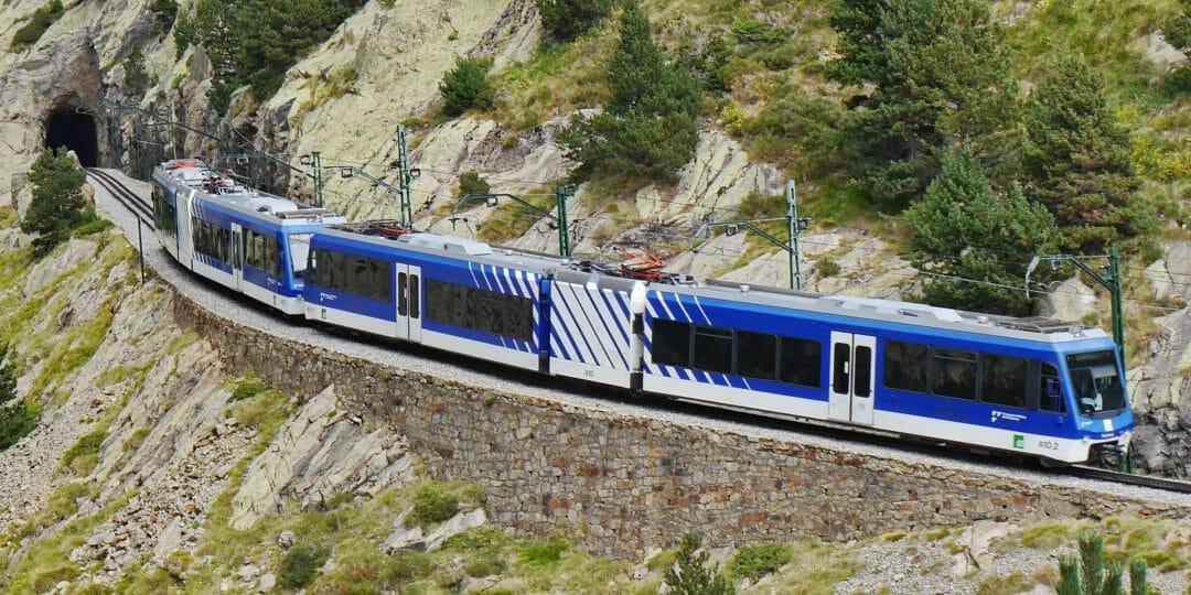 Vall de Núria (Pyrenäen)