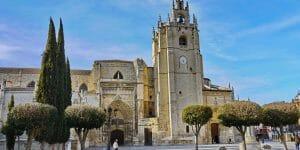 San Antolín in Palencia