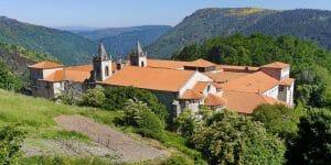 Kloster San Estevo de Ribas de Sil