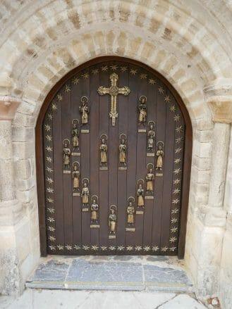 Alte Klostertür