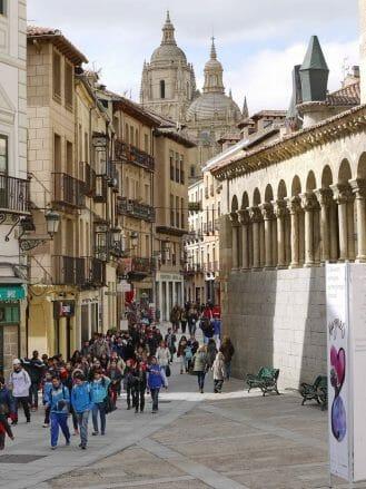 Calle de Juan Bravo