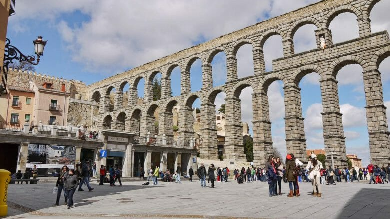 Aquädukt (Segovia)