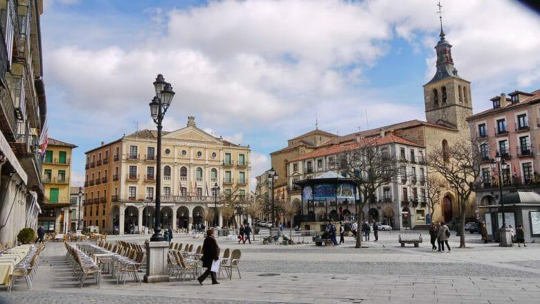 Plaza Mayor (Segovia)