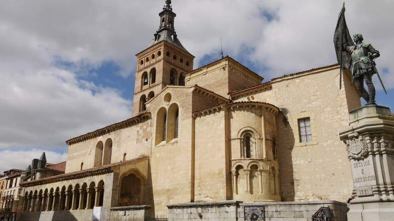 Kirche San Martin