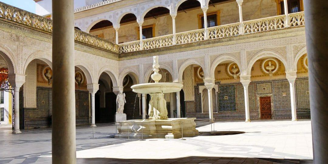 Casa de Pilatos (Sevilla Altstadt)