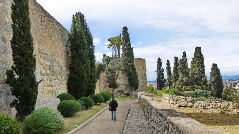Römische Stadtmauer