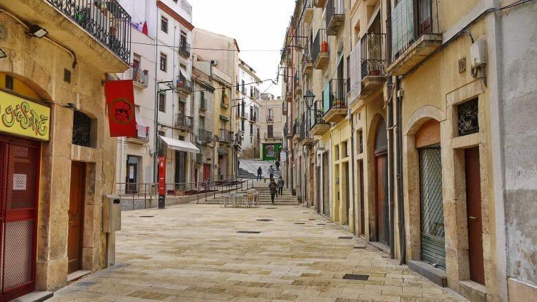 Altstadt von Tarragona