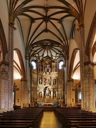 Kirche San Miguel