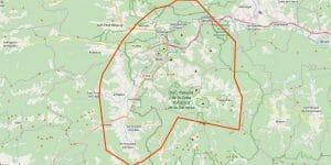 Garrotxa Karte