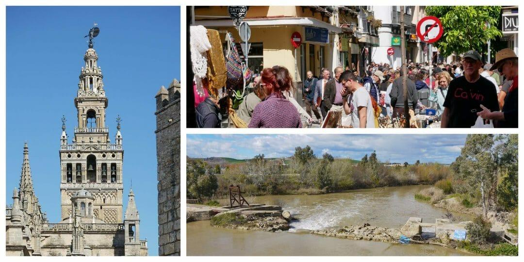 Sevilla Bilder (Provinz)