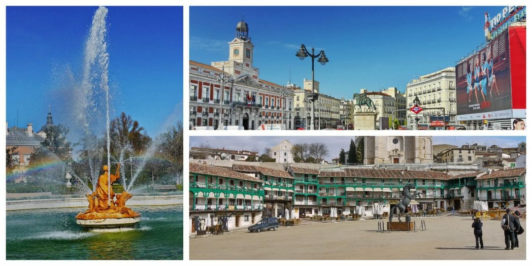 Madrid Bilder (Gemeinschaft)