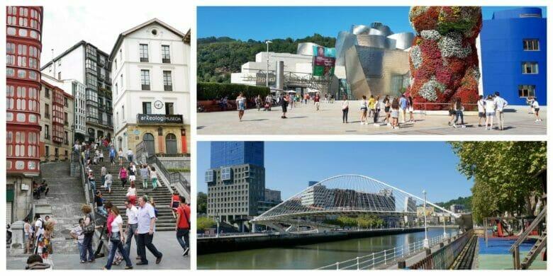 Bilbao Bilder-Galerie der Sehenswürdigkeiten
