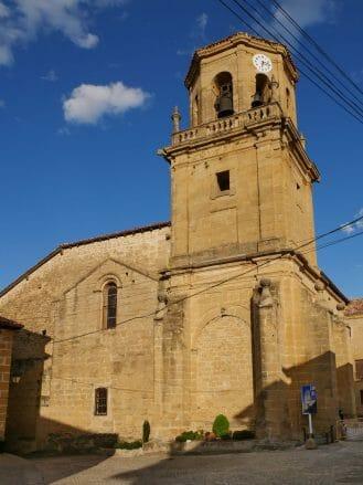 Dorfkirche in Sajazarra