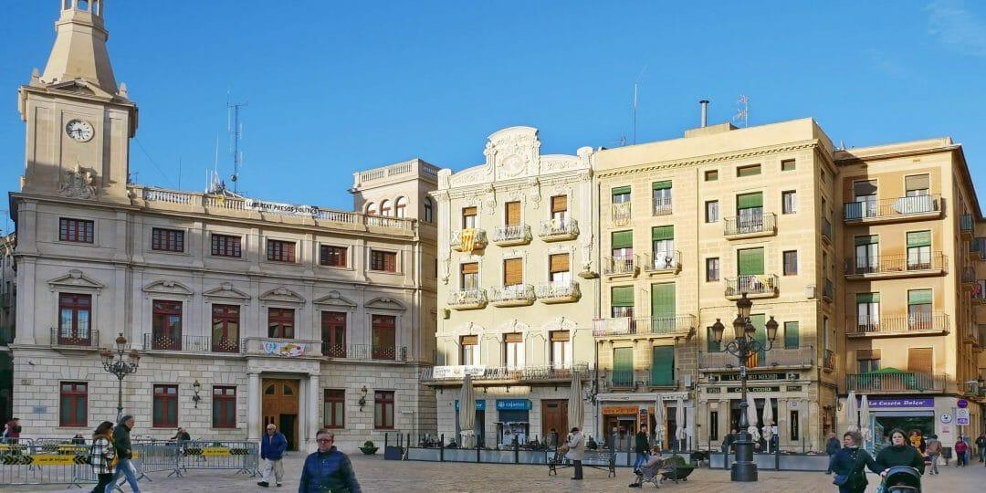 Stadt Reus (Tarragona)