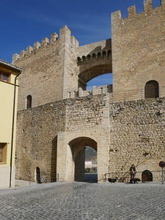 Portal de Sant Miquel