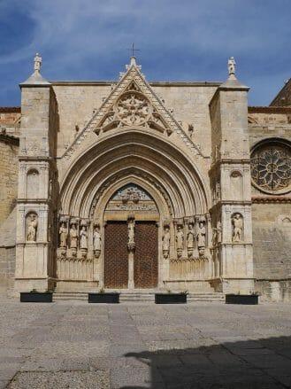 Santa María la Mayor in Morella