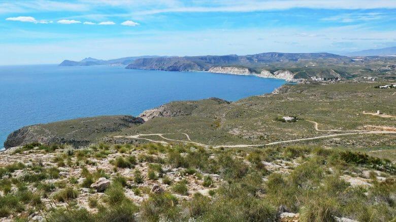 Bucht vor Agua Amarga