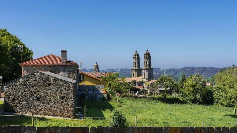 Kloster Sobrado dos Monxes