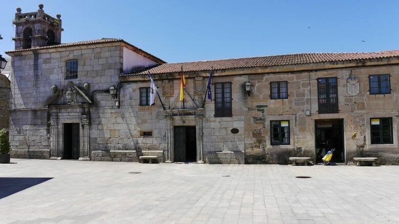 Rathaus von Melide