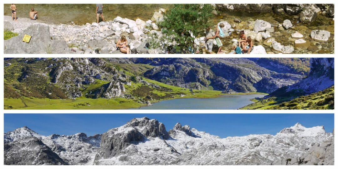 Picos de Europa Bilder-Galerie