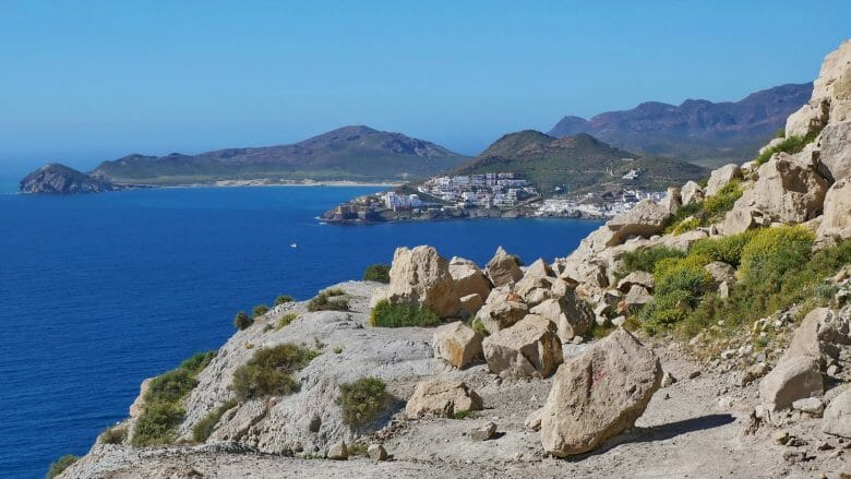 Küstengebirge am Cabo de Gata