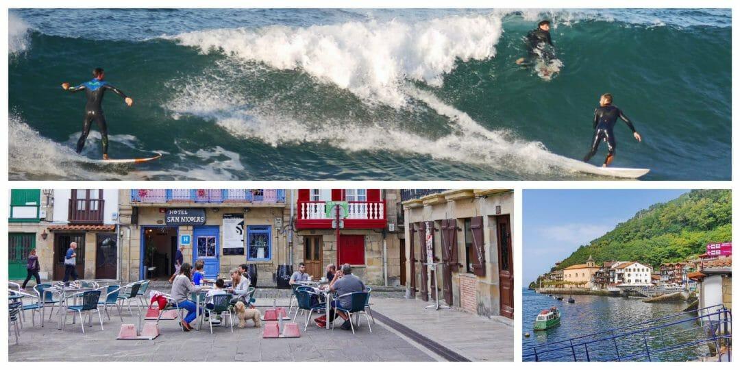 Baskische Küste Bilder