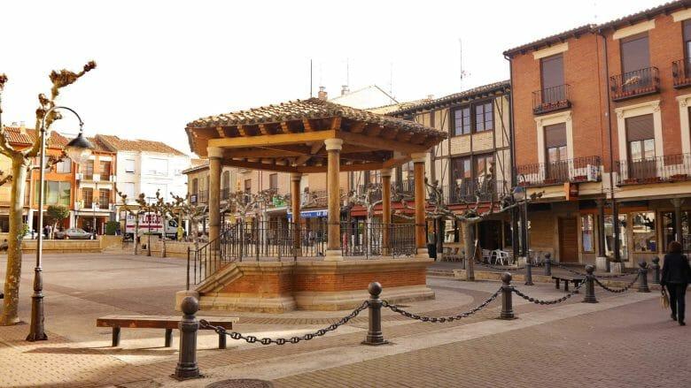 Plaza Mayor (Sahagún)