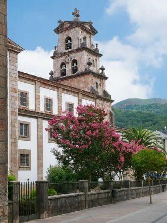 Kirche Santa María