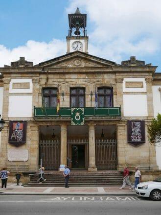 Rathaus (Cangas de Onís)